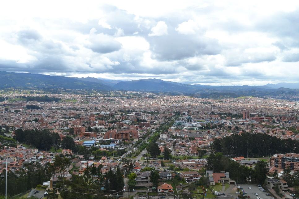 77 Cuenca vue