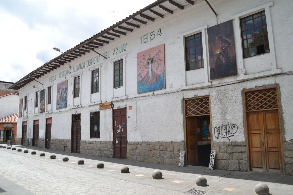 81 Cuenca tienditas