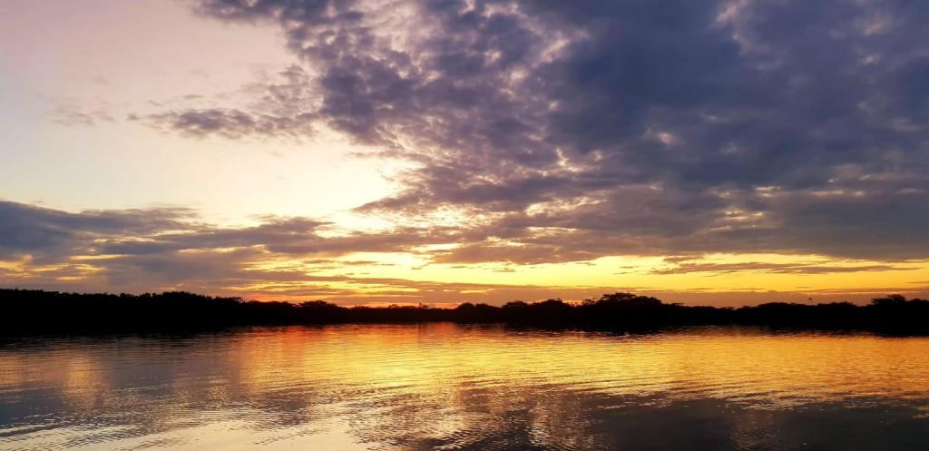 lagune cuyabeno